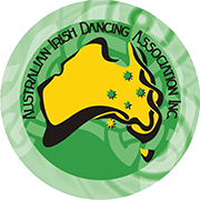 Australian Irish Dancing Association Inc. Logo